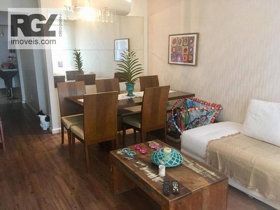 Apartamento Residencial Para Venda E Locação, Gonzaga, Santos - Ap4515. - Ap4515