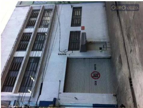 Galpão Industrial Para Locação, Brás, São Paulo. - Ga0245