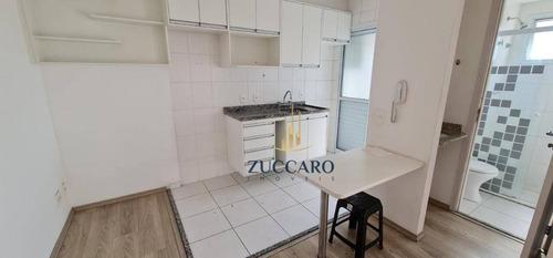 Studio Com 1 Dormitório À Venda, 38 M² Por R$ 235.000,00 - Gopoúva - Guarulhos/sp - St0043