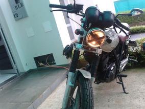 Moto Café Racer A Venda