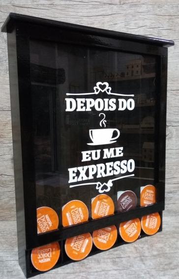 Suporte P Cápsulas Dolce Gusto - Dps Do Café Eu Me Expresso