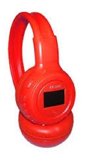 Fone De Ouvido Bluetooth Knup Kp-348