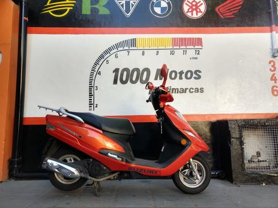 Suzuki Burgman I 125 2019