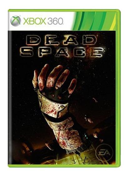 Dead Space 1 - Xbox 360 / Xbox One - Usado - Original
