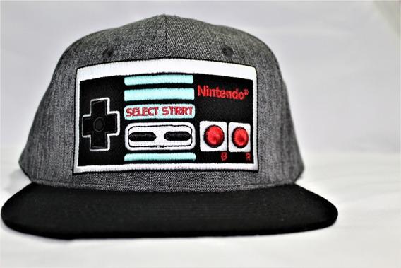 Gorra Nintendo Estilo 2 Snapback
