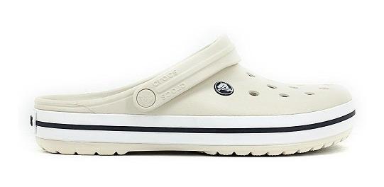 Crocs Crocband Originales Stucco White