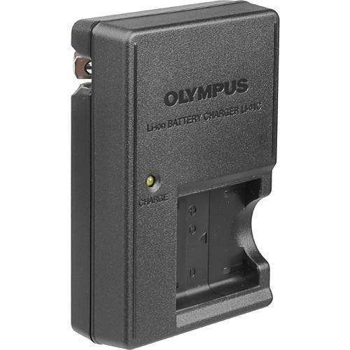 Carregador De Bateria Olympus