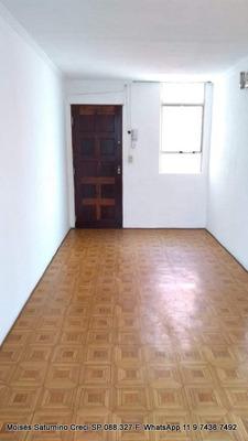 Apartamento Grande 2 Dorms, Pq Raul Seixas Itaquera