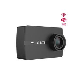 Câmera Yi Lite Action Camera 4k - C/ Cartão 32gb E Bat. Extr