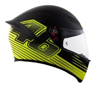 Agv K2 Rossi Capacete Motogp Mercadolivre Com Br