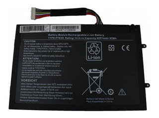 Bateria Cargado P Dell Alienware M11x R1 R2 R3 M14x R1 R2 R3