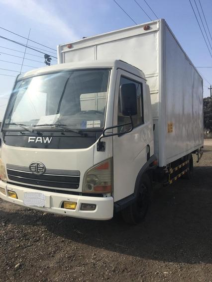 Camion Furgon Faw Ocasion