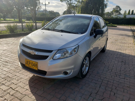 Chevrolet Sail Ls 2017 Rines De Lujo, Equipo Bluetooth Touch