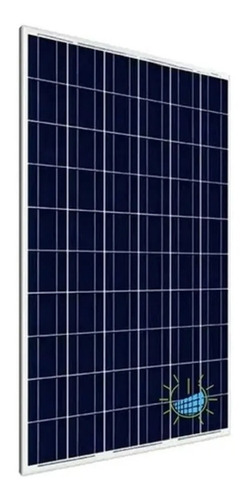 2 X Panel Solar Fotovoltaico 60 Watts Kethor Alta Eficiencia