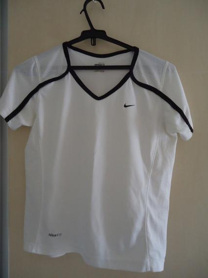 Camiseta Feminina Fitness Nike P Seminova