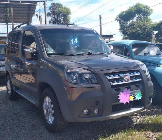 Fiat Doblo 1.8 16v Adventure Flex 5p 2014