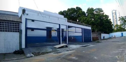Galpão Ind. Para Venda No Bairro Vila Carmosina, 2 Vagas, 1000,00 M - 4716