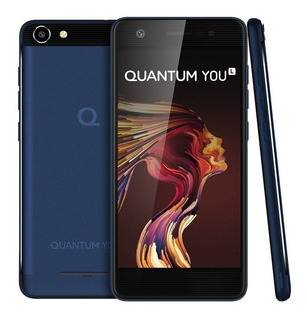 Quantum YOU Dual SIM 32 GB Azul 3 GB RAM