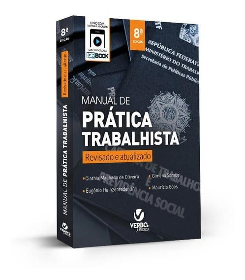 Manual De Prática Trabalhista, Revisado E Atualizado