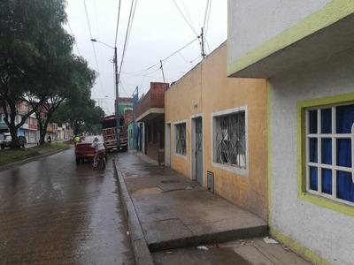 Casa Lote En Venta Bosa La Estación 7.40x17 M2