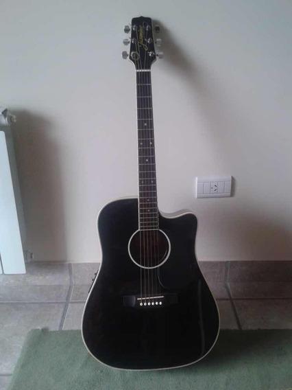 Guitarra Electro Acústica. Jasmine By Takamine