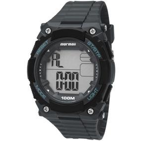 Relógio Mormaii Digital Masculino Preto Moy1551/8c