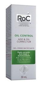 Roc Oil Control Age & Oil Corrector Gel Creme 30ml Original