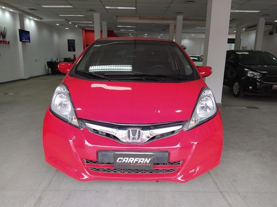 Honda Fit Exl 1.5 At 120cv