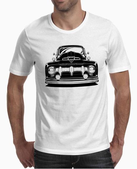 Camiseta F100 02 Branca