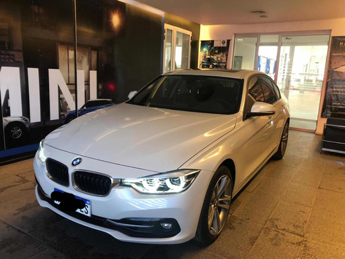 Bmw Serie 3 2.0 320i Sedan Sportline - Acepto Menor O Mayor.