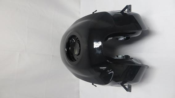 Tanque De Combustivel Preto Dafra Riva150 - Original
