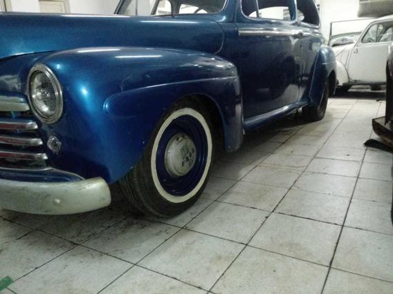 Ford V8 1946 2 Portas Original