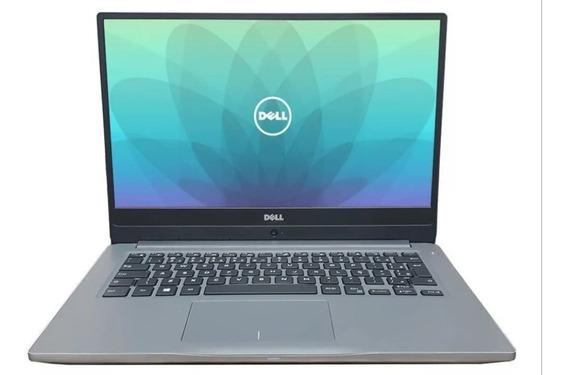 Notebook Ultrafino Dell P74g 4gb Ram 500hd C/ Placa De Vídeo