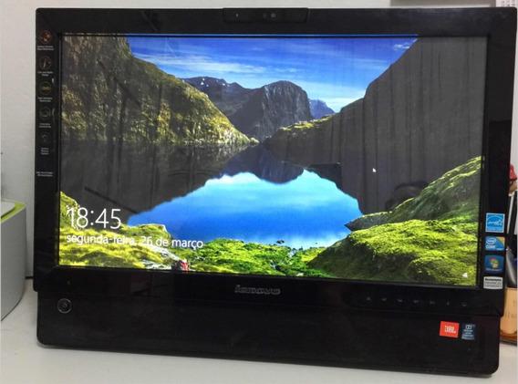 Lenovo All In One Desktop Com Touchscreen