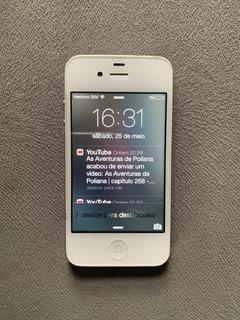 iPhone 4s White/branco 8gb Gsm