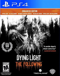 Dying Light: The Following - Enhanced Edition - Playstation