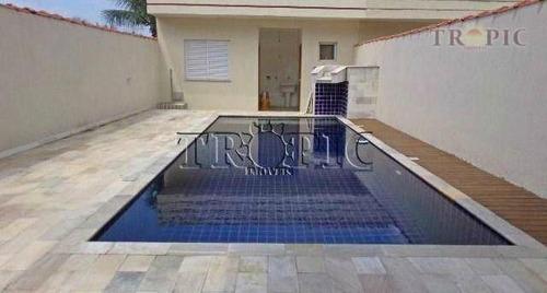 Casa Com 4 Dormitórios À Venda, 200 M² Por R$ 900.000,00 - Morada Da Praia - Bertioga/sp - Ca0135
