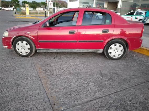 Chevrolet Astra Motor 2.0 2005 Rojo 5 Puertas