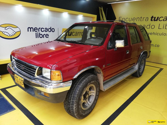Chevrolet Rodeo Isuzu 4x4