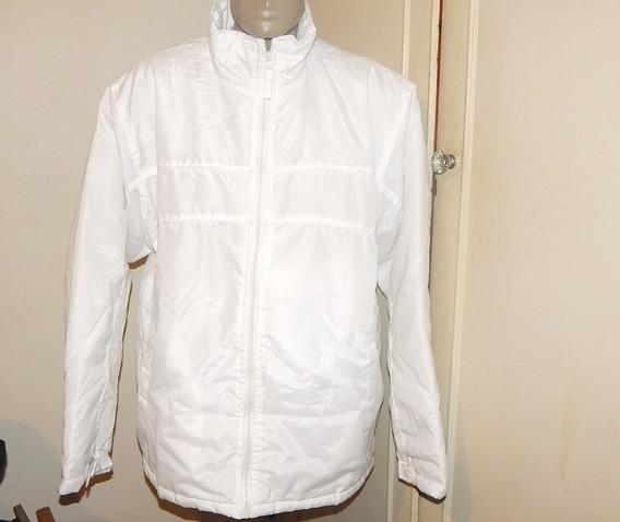 Jaqueta Branca Unissex - Tam Gg