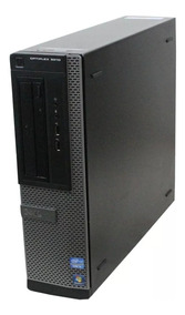 Cpu Dell 390/3010/7010 I5 2400 3,1 4gb Ddr3 Hd 500 Gb Win 7