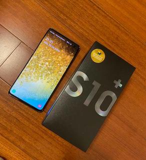 Samsung S10 Plus 128gb Com Nf Super Novo