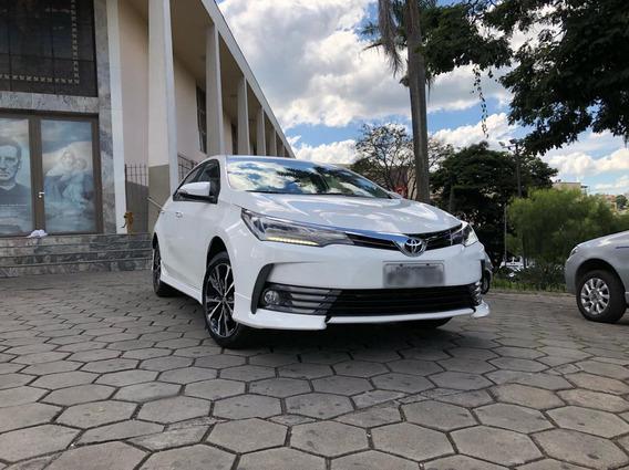 Toyota Corolla 2.0 16v Xrs 2018