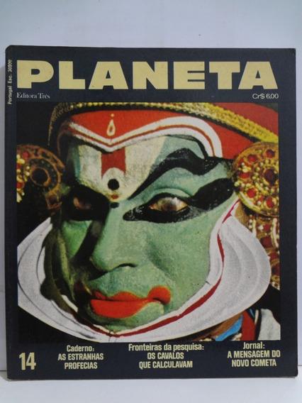 Revista Planeta Nº 14 - 1973 As Estranhas Profecias