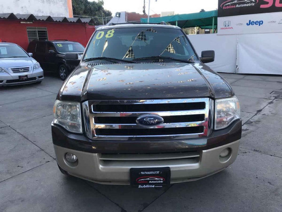 Ford Expedition 2008 5p King Ranch 4x2 5.4l V8