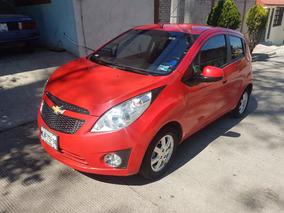 Chevrolet Spark C, Único Dueño, Factura De Empresa