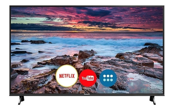 "Smart TV Panasonic 4K 49"" TC-49FX600"