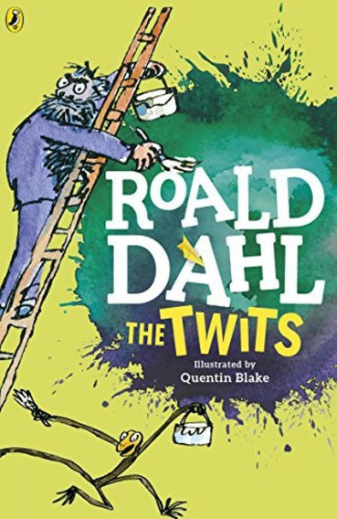 The Twits - Roald Dahl - Picture Puffin
