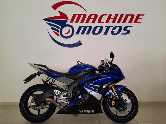Yamaha Yzf R 6 2008