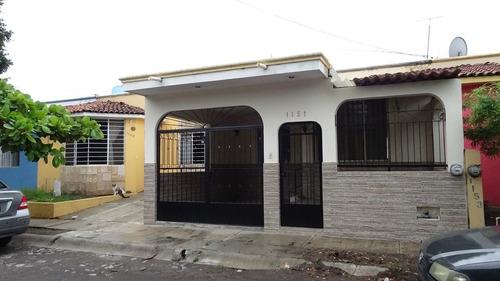Imagen 1 de 19 de Casa En Venta, El Yaqui, Colima, Col.